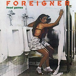 Foreigner - Head Games - CD