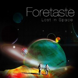 Foretaste - Lost In Space - CD EP digisleeve