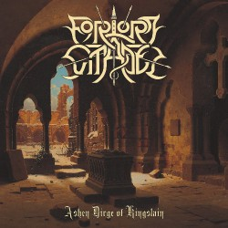 Forlorn Citadel - Ashen Dirge Of Kingslain - CD DIGIPAK