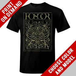 Foscor - Tragic Symbol - Print on demand