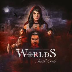 Fourth Circle - Worlds - CD