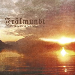 Fräkmündt - Landlieder & Frömdländler - CD DIGIPAK