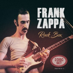 Frank Zappa - Rock Box - 3CD DIGIPAK