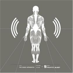 Frantic Bleep - The Sense Apparatus - CD