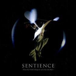Fredrik Klingwall & Julia Black - Sentience - CD DIGIPAK