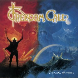 Freedom Call - Crystal empire - CD