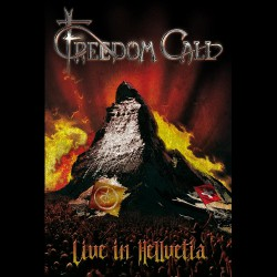 Freedom Call - Live in Hellvetia LTD Edition - DOUBLE DVD + 2CD