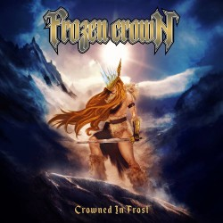 Frozen Crown - Crowned In Frost - LP COLOURED