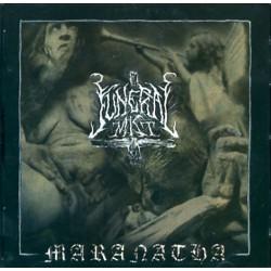Funeral Mist - Maranatha - DOUBLE LP Gatefold