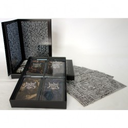 Funeral Mist - The Cassette Collection - 4 TAPES BOXSET