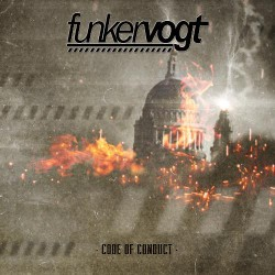 Funker Vogt - Code Of Conduct - CD DIGIPAK