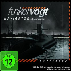 Funker Vogt - Navigator Collector's Edition - 2CD + DVD