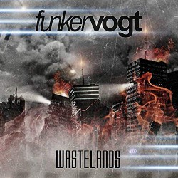 Funker Vogt - Wastelands - CD