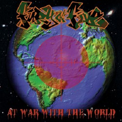 Fury Of Five - At War With the World - CD