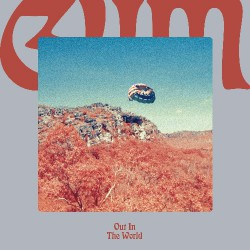 GUM - Out In The World - LP COLOURED