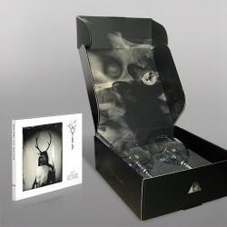 Gaahls Wyrd - Bundle 5 - CD Digipak + Wine Glasses