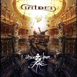 Gaiden - Once Upon A Joke - CD