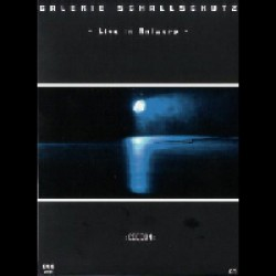Galerie Schallschutz - Live in Antwerp :Cocoon: - DVD + CD DIGIPAK