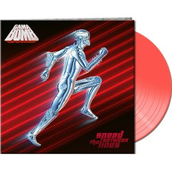 Gama Bomb - Speed Between The Lines - LP Gatefold Coloured