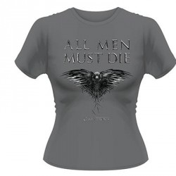 Game Of Thrones - All Men Must Die - T-shirt (Women)