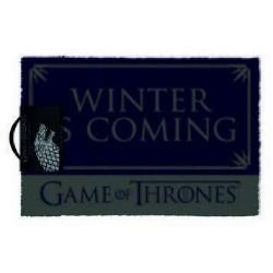 Game Of Thrones - Winter Is Coming - DOORMAT