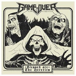 Game Over - Blessed Are The Heretics - CD EP DIGIPAK