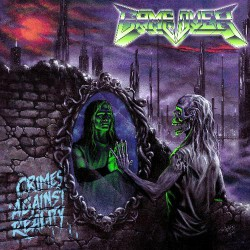 Game Over - Crimes Against Reality - LP