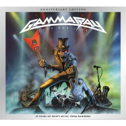 Gamma Ray - Lust For Live - CD DIGIPAK