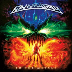 Gamma Ray - To The Metal! - CD