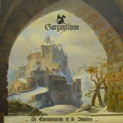 Gargoylium - ...De Cheminements Et De Batailles... - CD DIGIPAK