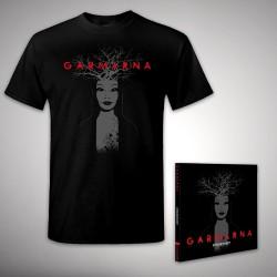 Garmarna - Bundle 1 - CD DIGISLEEVE + T-shirt bundle (Men)