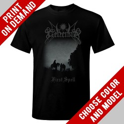 Gehenna - First Spell - Print on demand