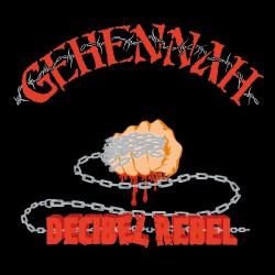 Gehennah - Decibel Rebel - LP COLOURED