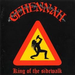 Gehennah - King of the Sidewalk - CD
