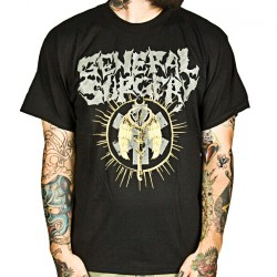 General Surgery - Corpus in Extremis: Analyzing Necroticism - T-shirt (Men)