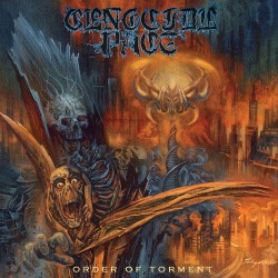 Genocide Pact - Order Of Torment - CD