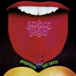 Gentle Giant - Acquiring the Taste - LP Gatefold