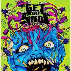 Get The Shot - In Fear We Stand - CD EP slipcase