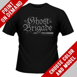 Ghost Brigade - Departures - Print on demand