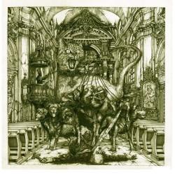 Ghost - Idolatrine - Serigraphy