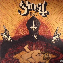 Ghost - Infestissumam - LP Gatefold Coloured