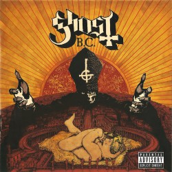 Ghost - Infestissumam - CD DIGISLEEVE