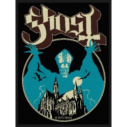 Ghost - Opus Eponymous - Patch