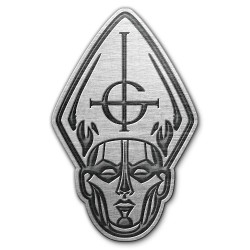 Ghost - Papa Head - METAL PIN