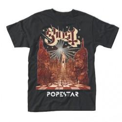 Ghost - Popestar - T-shirt (Men)
