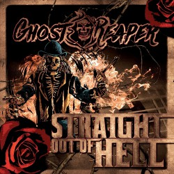 Ghostreaper - Straight Out Of Hell - CD