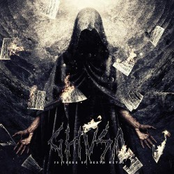 Ghusa - 25 Years of Death Metal - DOUBLE CD