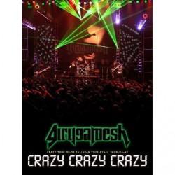 Girugämesh - Crazy Crazy Crazy - DVD