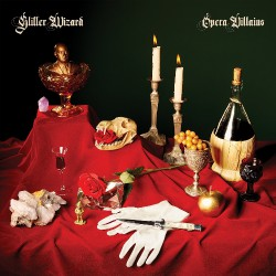Glitter Wizard - Opera Villains - CD DIGIPAK