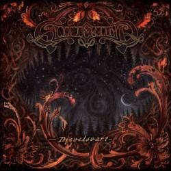 Glittertind - Djevelsvart - CD